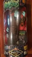 Fred Gwynne Herman The Munster Action Figure Exclusive Premiere Limited Edition