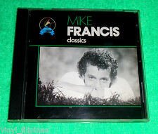PHILIPPINES:MIKE FRANCIS - Classics CD ALBUM,SUPER RARE, EASY LISTENING,Friends