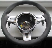 PORSCHE 911 997 GT3 RS TURBO 987 981 Sport STEERING WHEEL F1 ALCANTARA Lenkrad