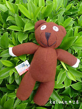 "Mr. Bean Teddy Bear Plush Figure Doll Toy 13""(33cm) New"
