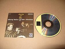 Shorty Baker And Doc Cheatham Shorty & Doc 6 track cd 1994 Excellent + Condition