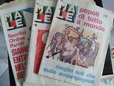 lotto 9 NUMERI DE IL MALE 1978