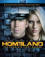 Homeland - Season 1 - (BLU-RAY) - Brand New & Sealed **FREE UK POST**