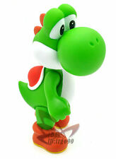 "5"" GREEN YOSHI SUPER MARIO BROS FIGURE TOY NEW-MS220"