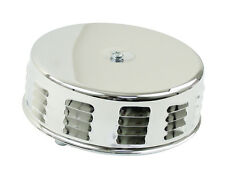 """VW Bug Louvered Air Cleaner for Stock Carb 2"""" Neck"""