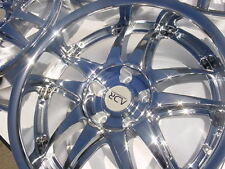 19x8.5 ADR CHROME BMW 5 6 7 8 SERIES E39 E60 E34 525 530 540 528 wheels Rims NEW