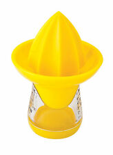 Harold Joie Lemon Lime Citrus Juicer Reamer Squeezer Strainer - Colors May Vary