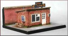 Knightwing B66 Station Fish and Chip Shop with Accessories OO Gauge Kit
