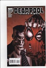 Deadpool Suicide Kings #5 VF- 7.5 2009 Marvel See My Store