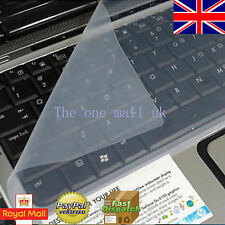 "31x13cm universal Silicone Laptop Keyboard Cover Protector for 14""  uk seller"