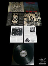 ROTTING CHRIST Thy Mighty Contract LP necromantia blasphemy varathron possessed