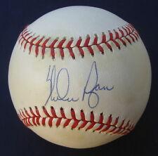 NOLAN RYAN  Auto Signed HOF  Baseball COA