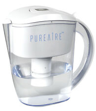 PureAire Alkaline Filtered Water Jug Inc 2x Filters 3.5 Litres Antioxidant Rich