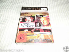 Road Box (2-DVD) Natural Born Killers ,Quentin Tarantino Billig Tanken in Tibet