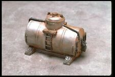 SMC-234 Steel Liquid Storage Tank Highly Detailed HO, HOn30 Scale  (unfinished)