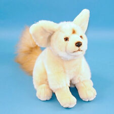 Dowman Sitting Fennec Fox Soft Toy 25cm (RB592) - Brand New With Tag