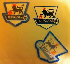 BARCLAYS PREMIER LEAGUE PLAYER ISSUE PATCHES 2004-2007
