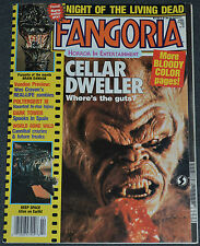 FANGORIA MAGAZINE ISSUE #71 Feb. 1988 BRAIN DAMAGE! CELLAR DWELLER! DEEP SPACE!