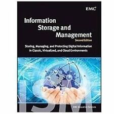 Information Storage and Management : Storing, Managing, and Protecting* ebook*