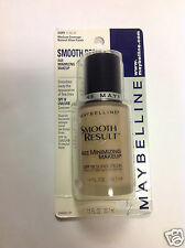 Maybelline Smooth Result Age Minimizing Makeup SPF 18 ( IVORY ) NEW & CARDED.