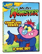 NEW My Pet Monster: The Complete Series (DVD)