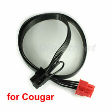 8Pin to 8(6Pin+2Pin) PCI-E Video Card PSU Cable Lead for Cougar GX Power Supply