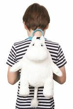 "MOOMIN 13"" PLUSH BACKPACK SOFT TOY BRAND NEW WITH TAGS GREAT GIFT"