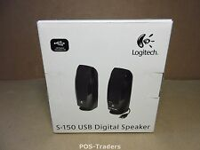 Logitech S150 Digital USB - Stereo Luidspreker Speaker voor PC - NOUVEAU IN DOOS