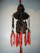 Chinese,Lucky Metal~ Buddha~ Windchime~Bell~Hanging~007~Feng Shui~uk seller~