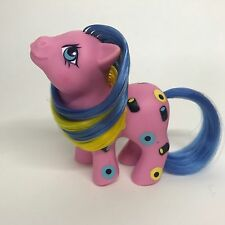 Vintage My Little Pony G1 Euro Exclusive Sweetie Baby Liquorice Stunning!