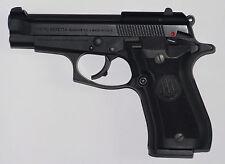 Lámina-Beretta Cheetah Revolver Pistola (Foto Afiche De La Policía Militar)