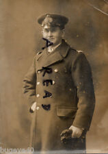 WW1 Officer Attributed to Assistant Paymaster W L O' Reilly Nugent Royal Navy
