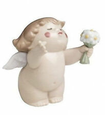 NAO Porcelain by Lladro : CHEEKY CHERUBS : FLOWERS FOR YOU 020.05059