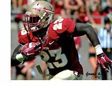 Freddie Stevenson Florida State signed autographed 8x10 football photo c