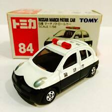 Tomy Tomica No.84 Nissan March Patrol Car - Hot Pick