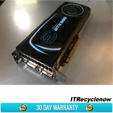 EVGA NVIDIA GeForce GTX 580 1.5GB GDDR5 PCIe Video Card 015-P3-1580-TR (S)