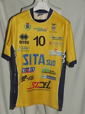 MAGLIA SHIRT MAILLOT TRIKOT VOLLEY MATCH WORN BCC NEP CASTELLANA GROTTE CONTENTO