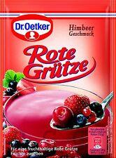 DR. OETKER - ROTE GRUETZE - 3 bags - German Product