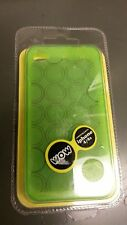 LOT OF 3 WOW TECHNOLOGIES IPHONE 4 & 4s GEL CASE - 4012B GREEN