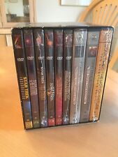Star Trek The Motion Pictures DVD Collection Movies New