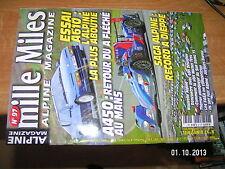 Mille Miles n°97 A610 A450 Thérier Jacques Bornic