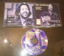 """Clapton Beck Page CD """" THE YARDBIRDS """" Blues/Charly Record"""
