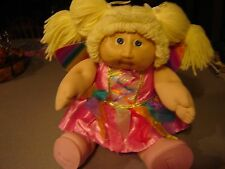 Cabbage patch Angel dress and wings and shoes! blond  Pics!!
