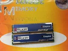 8GB 2X 4GB DDR3 PC3-10600 1333MHz 240pin NON ECC LOW DENSITY KHX1333C9D3B1K2/8G