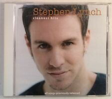 Stephen Lynch - Cleanest Hits - CD - 2006 - Comedy Central