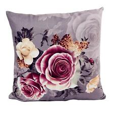 Printing Dyeing Peony Sofa Bed Home Decor Pillow Case Cushion Cover New