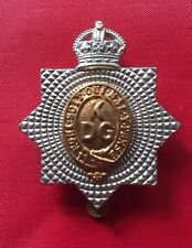 WW1/2 KING'S DRAGOON GUARDS CAP BADGE- 100% ORIGINAL GUARANTEED!!!