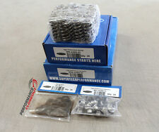 Supertech Single Valve Spring & Ti Retainer Kit Toyota AE86 4AGE 20v Black Top