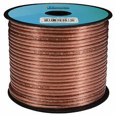 Audtek SKRL-14-100 14 AWG OFC Speaker Wire 100 ft.
