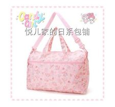 "Kawaii Bowknot My Melody Kitty travelling Luggage Bag Storage bag Big 17.5""*12 """